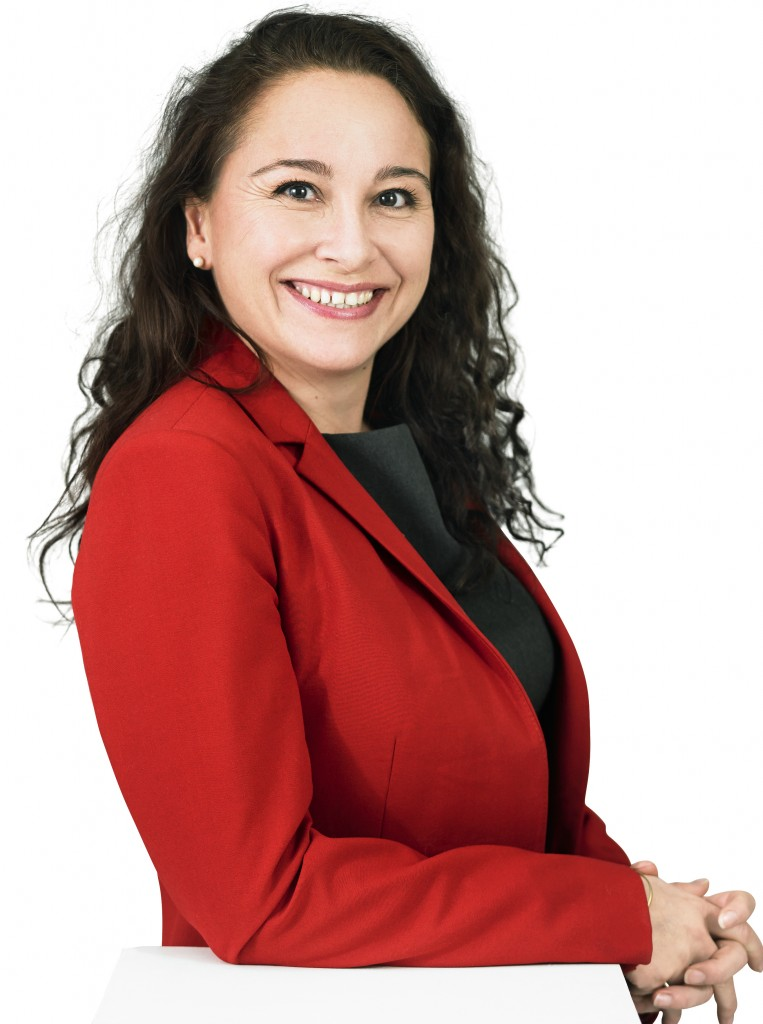 Psykoterapeut Christina Copty