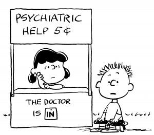 Psychiatric Peanuts