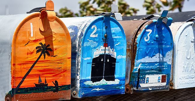 remote, mailboxes, world