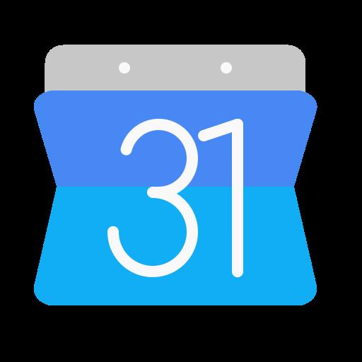 Google Kalender logo