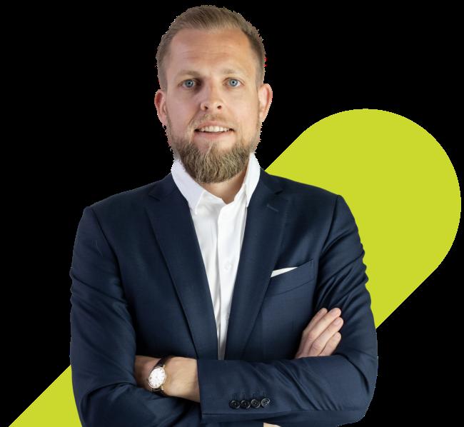 Bo Møller, grundlægger af Terapeut Booking